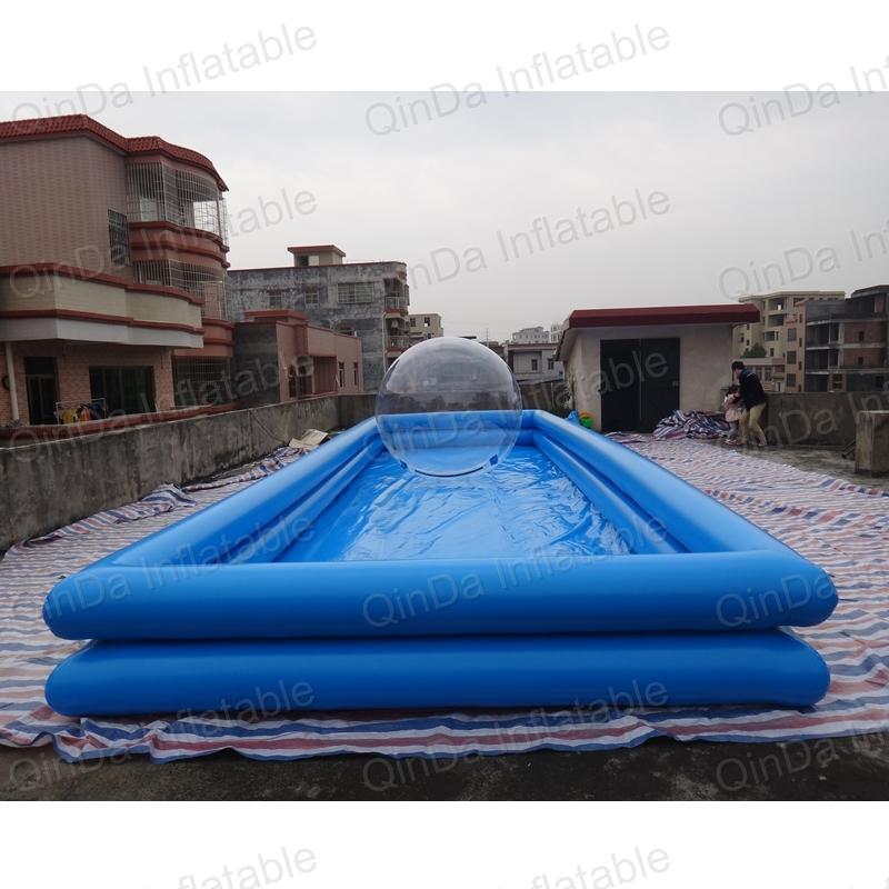 inflatable pool(2)