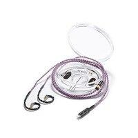OKCSC 2,5 мм баланс штекер обновления кабель наушников кабели MMCX Connection 3,5 мм/4,4 мм Lightning Pcocc и один серебряное