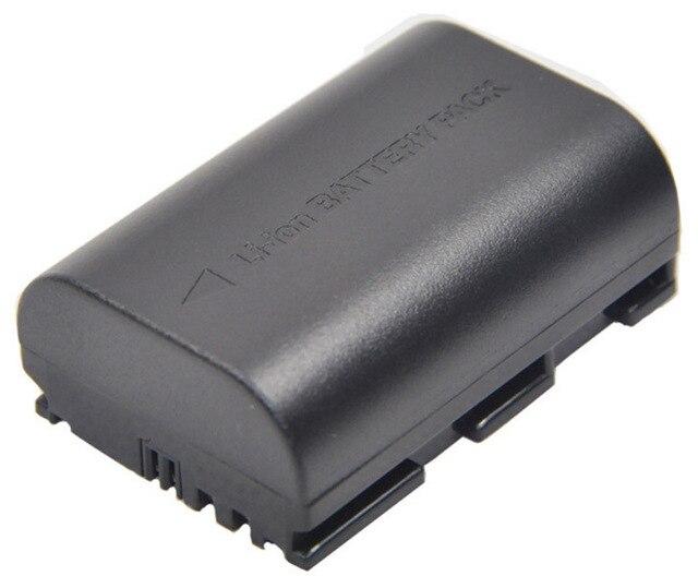 LP-E6 Batterie LPE6 Für Canon EOS 5D Mark II 2 III 3 6D 7D 60D 60Da 70D 80D DSLR EOS 5DS Digital Kamera Lithium-Wiederaufladbare Neue