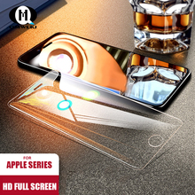 Screen Protector For iPhone 6 6S 7 8 Tempered Glass Film Plus Anti-blue HD Protection Protective