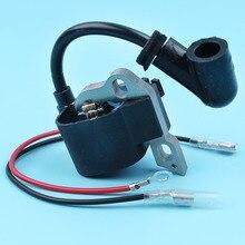 Катушка зажигания Модуль w/провода для STIHL MS180 MS170 018 017 MS 180 170 запасные части для бензопилы 1130 400 1302