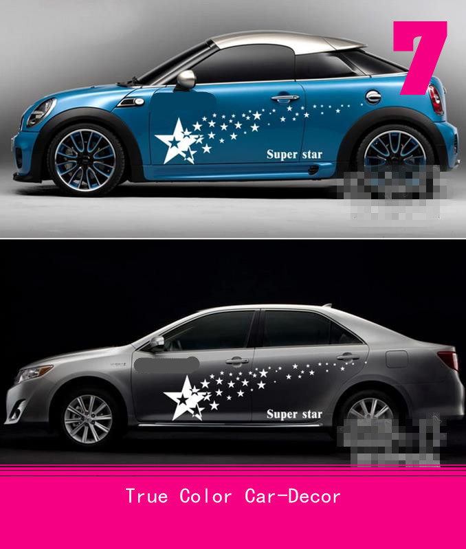 Star Dust Auto Decor Car Vinyl Whole Body Graphic Decal Sticker - Auto graphic stickersdiscount auto graphic decalsauto graphic decals on sale at