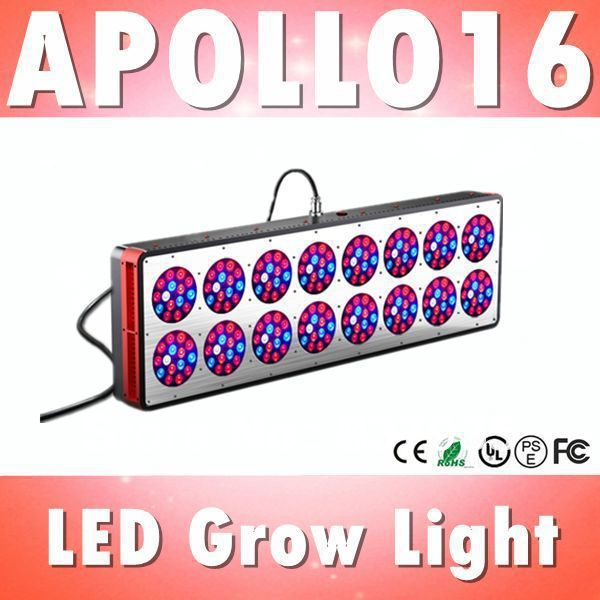 Wholesale Apollo 16 240*3W led hydroponics system to grow flower led full spectrum grow uv plant lamp