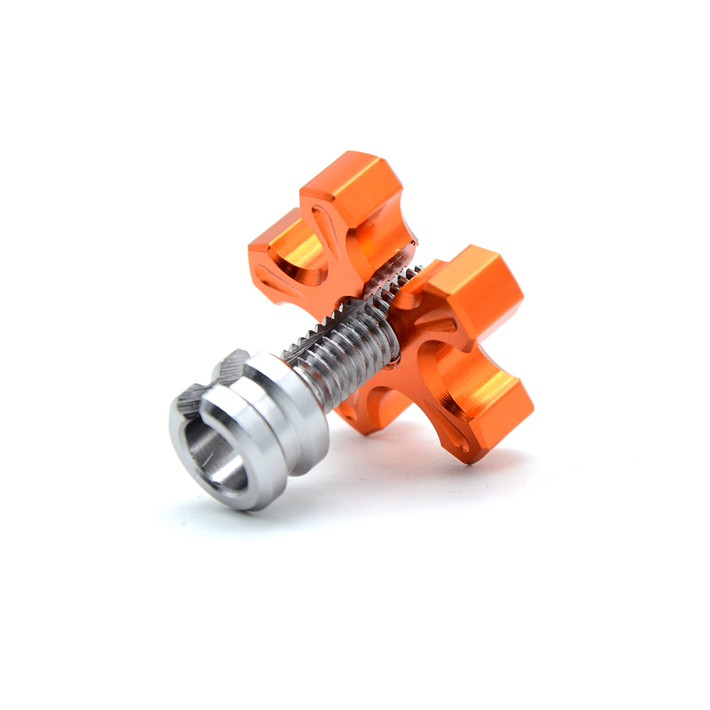M8 M10 Universal Motorcycle Cnc Aluminum Clutch Cable Wire Adjuster Ktm Lc8 Wiring Diagram Getsubject Aeproduct