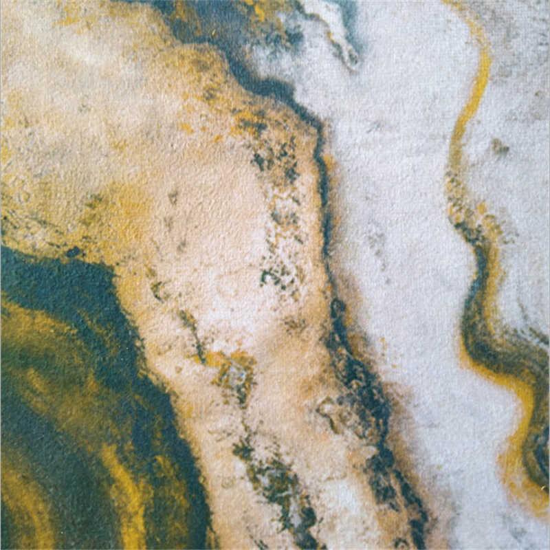 Estilo nórdico, Arte abstracto aceite de patrón de pintura de terciopelo de cristal alfombra alfombras para la alfombra de la Sala de la habitación de los niños alfombras de piso