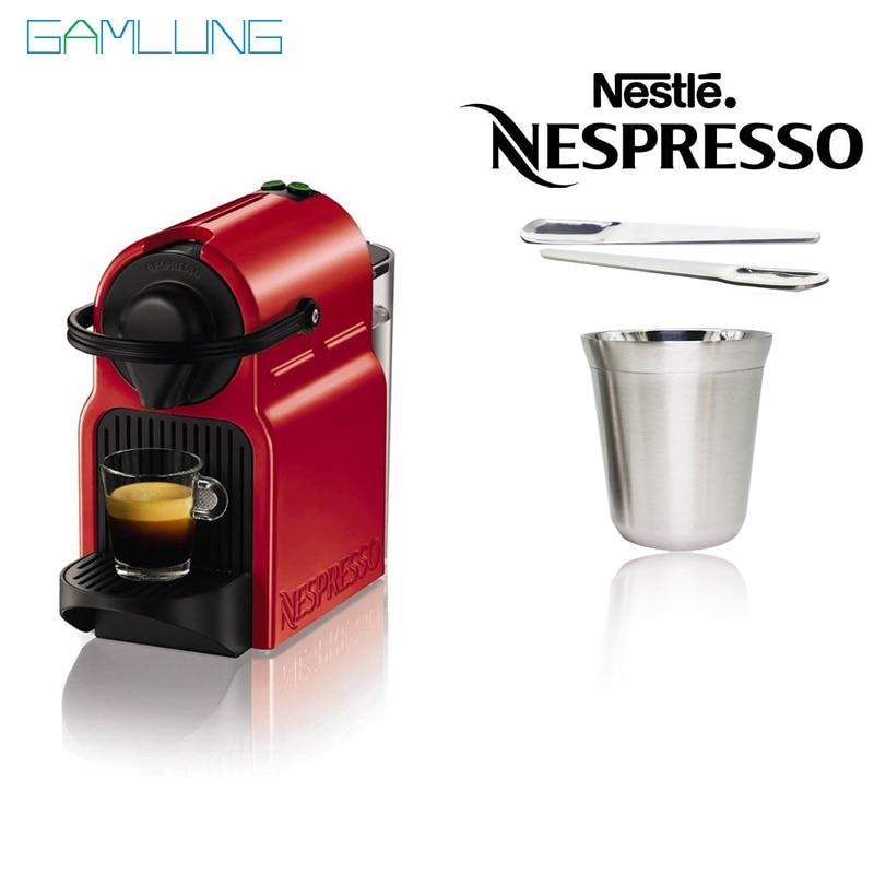 GAMLUNG Lutin Nespresso Espresso En Acier Inoxydable café tasse ...