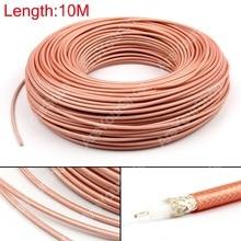 Areyourshop sprzedaż 1000cm RG142 kabel koncentryczny RF złącze 50ohm M17/60 RG 142 Coax Pigtail 32ft wtyczka