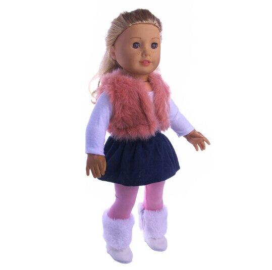 Bonecas da boneca american girl conjunto Atenção : For Kids Above 3+