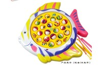 Electric Fishing Game Fish Dish Children S Educational Toys