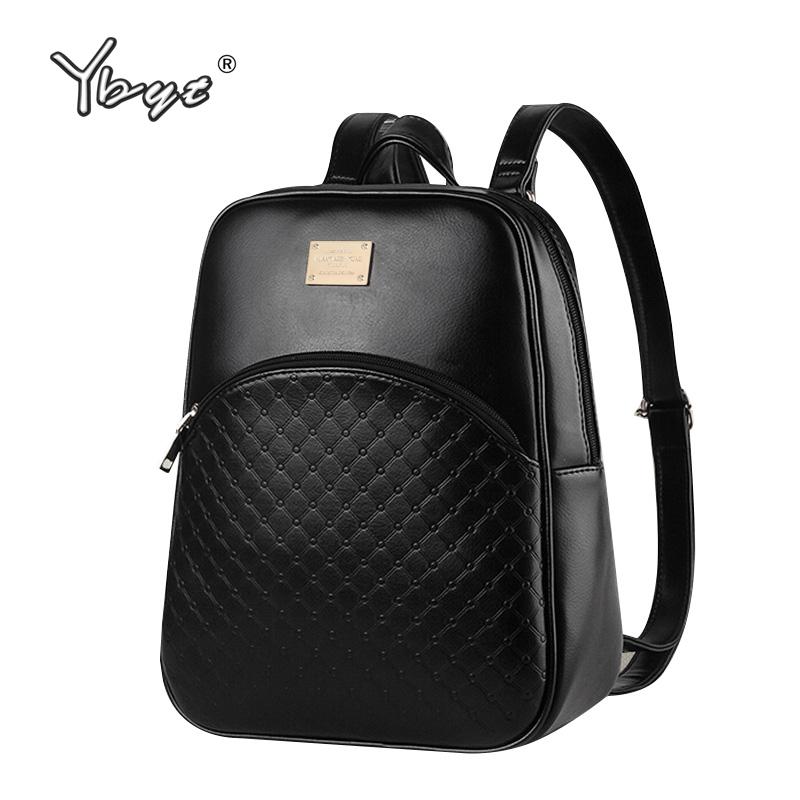 Prix pour Vintage casual nouveau style en cuir sacs d'école de haute qualité hotsale femmes de sucrerie d'embrayage ofertas célèbre designer marque sac à dos