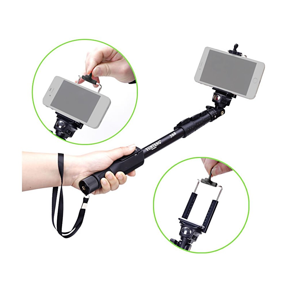 Portable Foldable Bluetooth Selfie Stick Monopod With Phone Holder for iPhone Xiaomi Huawei Smartphone Handheld Selfie Stick