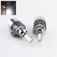 2PCs Set H15 Hi Lo Beam Canbus Error Free Led Headlight Bulb DRL Fog Lamp H15