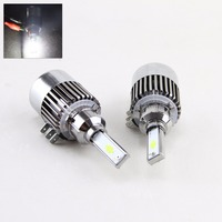 2PCs Set H15 Hi Lo Beam Canbus Error Free Led Headlight Bulb DRL Fog Lamp H15