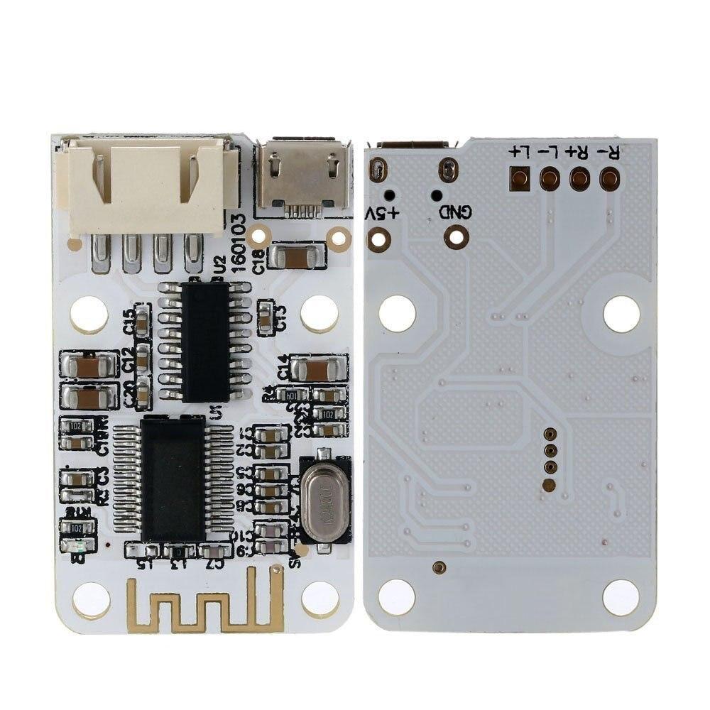 Беспроводной USB Мощность модуль <font><b>Bluetooth</b></font> 4.0 аудио приемник устойчивый цифровой усилитель Усилитель доска <font><b>Bluetooth</b></font> модуль динамики 3 Вт