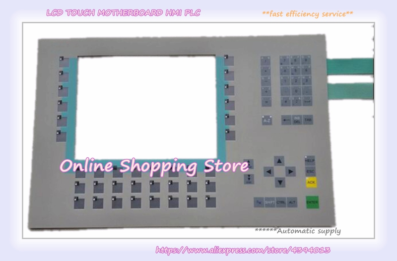 New original offer touch screen Key Mask OP270 6AV6542-0CC10-0AX0 10 4 inch touch 6av6 542 0cc10 0ax0 op270 10 touch screen panel glass free shipping