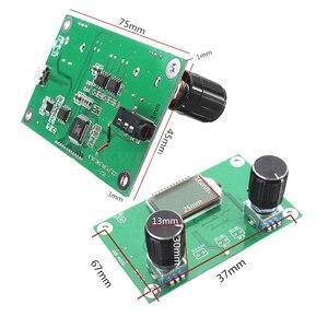 Image 5 - 1Pc 87 108 Dsp & PLL 液晶ステレオデジタル FM ラジオ受信機モジュール + シリアル制御