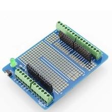 цена на Screw Shield For Arduino (UNO R3 MEGA R3 Compatible)