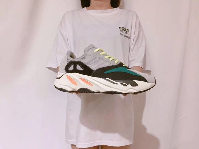 481d69044 New 2018 Original Best Quality Yeezys Air 700 Boost 350 Shoes for Men Women  Shoes with Wave Runner with Box Yeezys 700 36-44