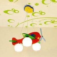Дети лампы спальня детская лампы проектора водить детей ночные светильник подвесной светильник для детские подвесные светильники для детс