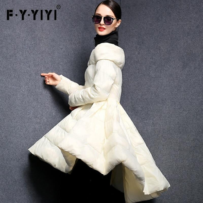2016 new European waist long big swing skirt jacket 007 jpg slim lightweight jacket jacket