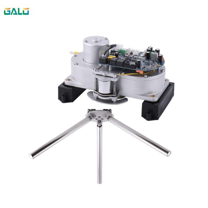Semi-Automatic Tripod Turnstile Mechanism With High Quality Tripod Arms&control Board