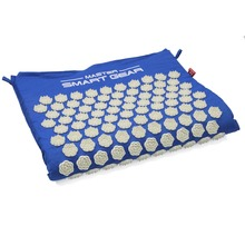 64cm 42cm Yoga Lotus Spike Acupuncture Mat Acupressure Massage Cushion Mat Relieves Stress Pain for Body