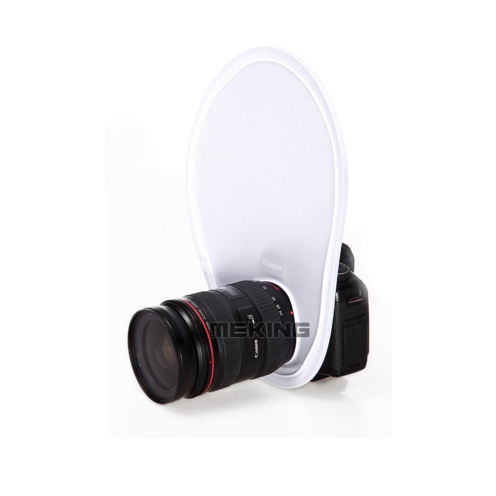 Meking Fotografie Flash lens Diffuser reflector voor Canon Nikon Sony - Camera en foto