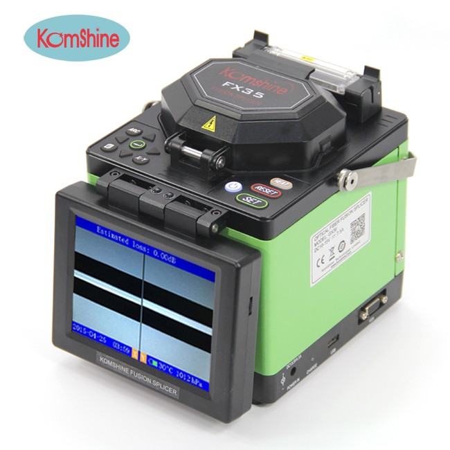 FX35 Optical Fiber Fusion Splicer