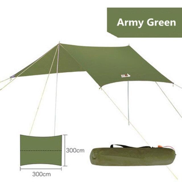 Ultralight Tent Multi-user Sun Shelter Awning Tent Outdoor Beach C&ing Picnic Ultralight Sun Protection  sc 1 st  AliExpress.com & Ultralight Tent Multi user Sun Shelter Awning Tent Outdoor Beach ...