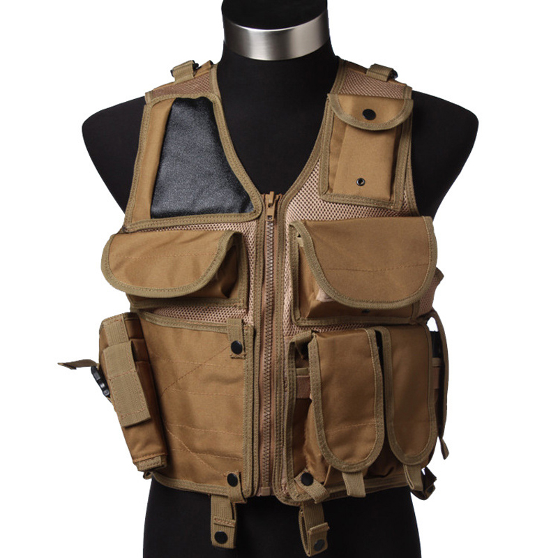 Tactical Vest Body Armor Hunting Plate Carrier Airsoft Pouches Fishing Combat Gear Military Camping Vests Protective EquipmentTactical Vest Body Armor Hunting Plate Carrier Airsoft Pouches Fishing Combat Gear Military Camping Vests Protective Equipment