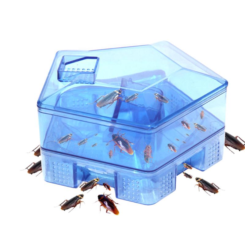 Upgrade Cockroach Trap Safe Efficient Anti Cockroaches Killer Large Pest Control Repeller No Pollute For Home Office Kitchen