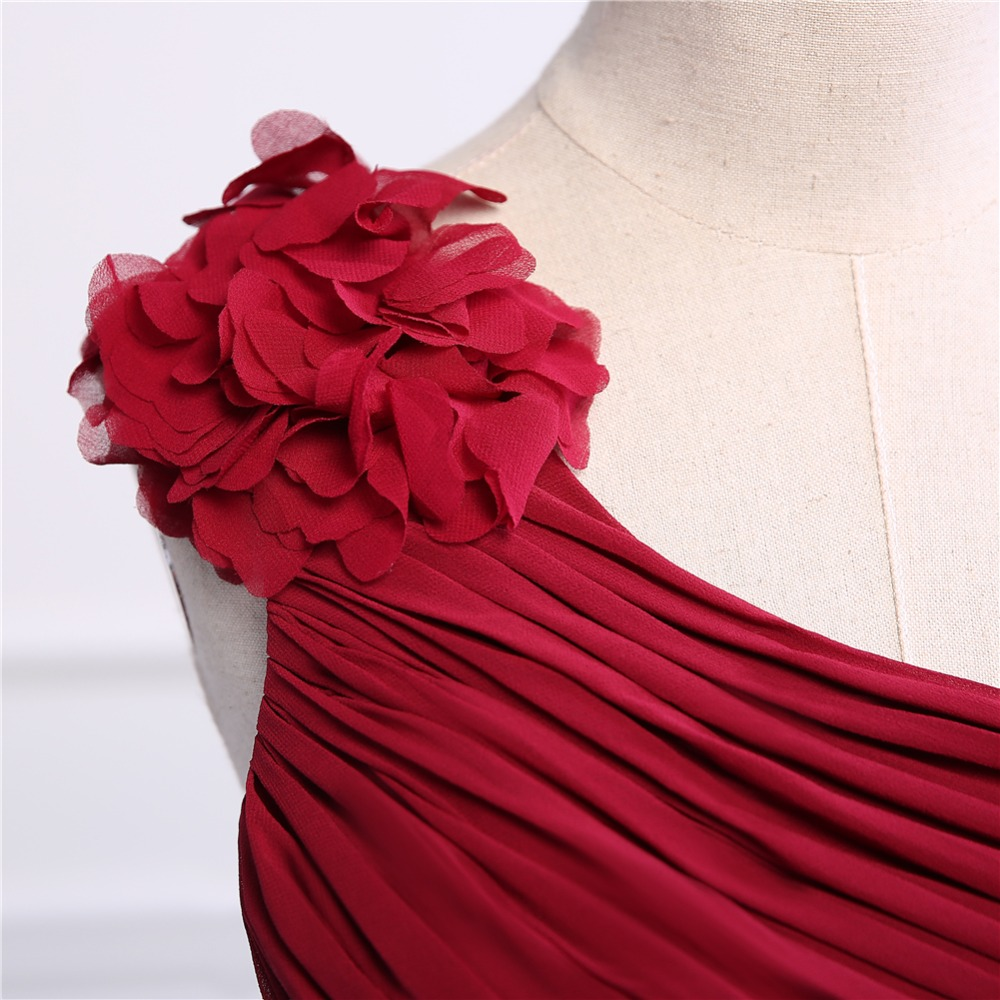 7481572a94e Wine Red Bridesmaid Dress Cheap One Shoulder Pleated Long Bridesmaid  Dresses Navy Blue   Purple Wedding Guest Vestido Madrinha. IMG 2130  IMG 2131 IMG 2132 ...