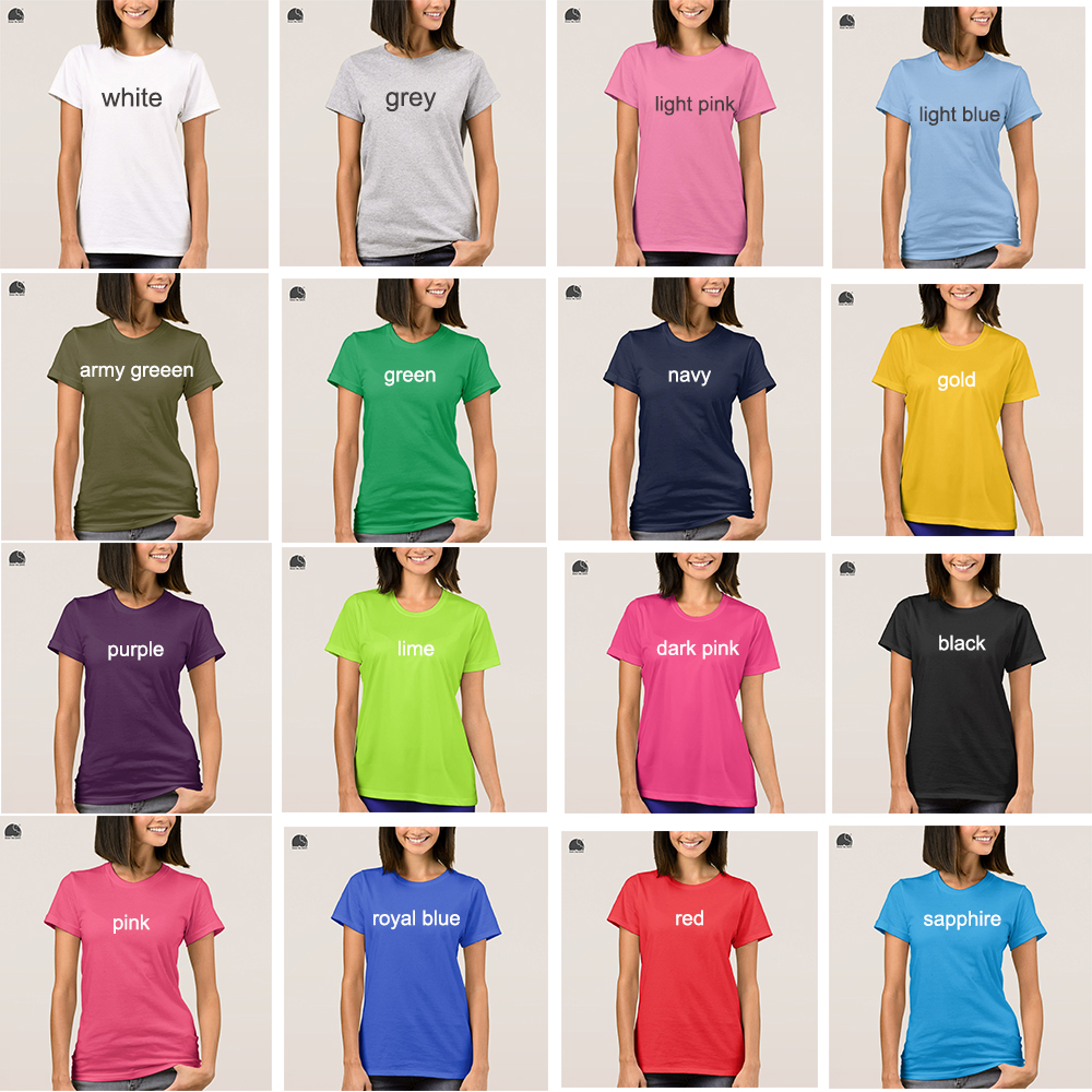 95259560ab Plain Color T Shirts | Top Mode Depot