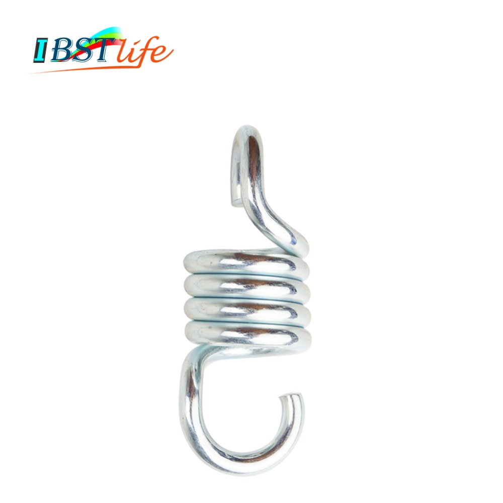 700lb Weight Capacity Sturdy Steel Extension Spring Fits Hammock Chair Hanging Porch Suspension Hooks Garden Swing Punch Bag Bright In Colour Marine Hardware