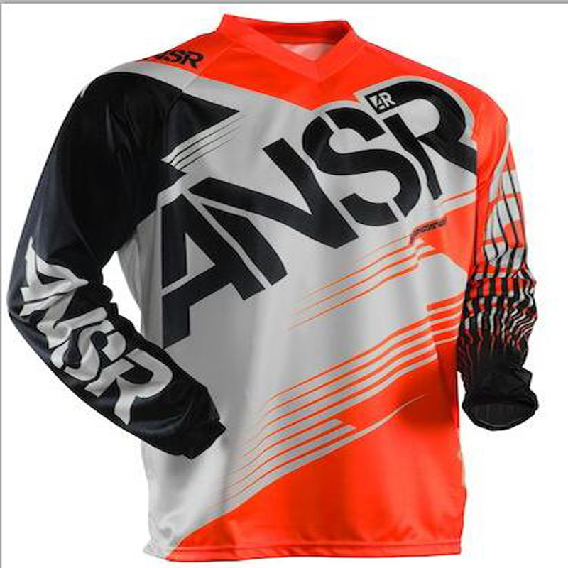 Systematic Cycling Jersey Moto Quick Dry Bike Jersey Mx Mtb Off Road Mountain Bike Dh Bicycle Jersey Dh Bmx Motocross Jersey Bike Clothes Hot Sale 50-70% OFF Cycling Clothings