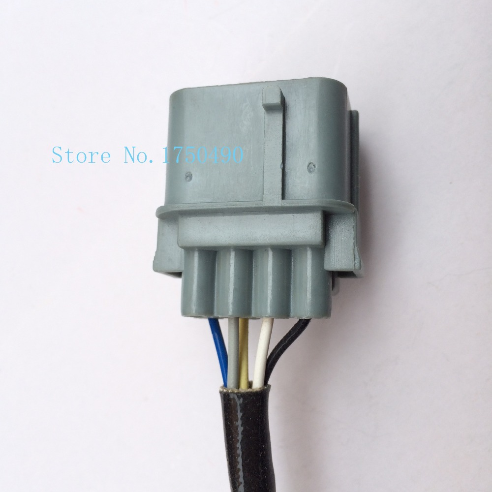 Free Shipping Front Oxygen Sensor Lambda 5 Wires For Honda 2005 Accord O2 Wiring 30l 36531 Rca A01 Wholesale And Retail In Exhaust Gas From