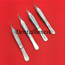 Stainless steel  Forceps Plastic tweezers Cosmetic and plastic surgery instruments tools