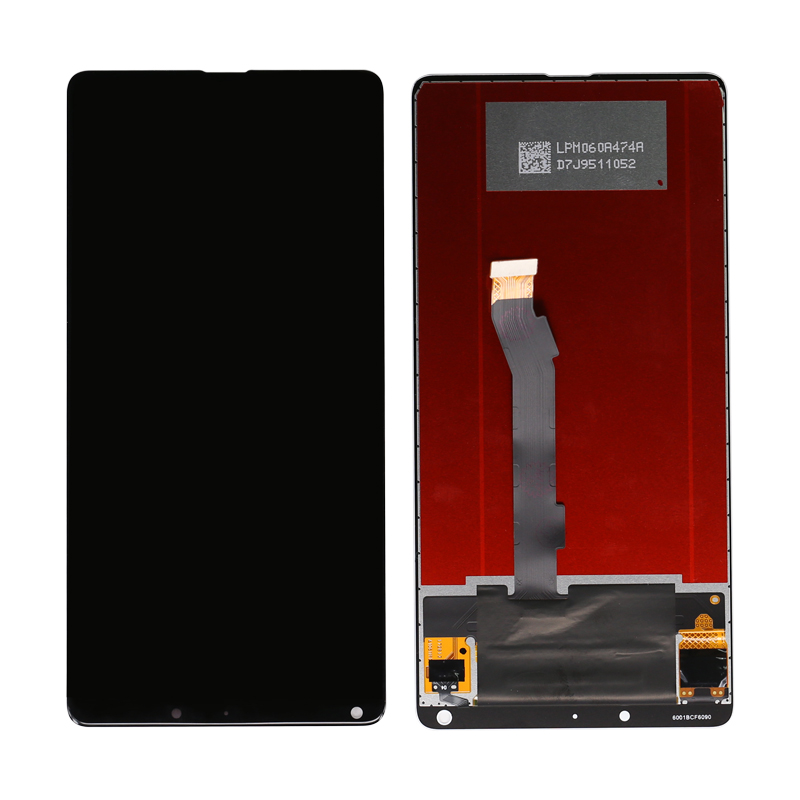 For XiaoMi Mix 2 LCD Display With Touch Screen Digitizer For XiaoMi Mix 2 Display Mi Mix 2 Pantalla Screen Free Shipping