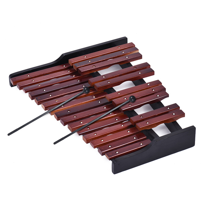 Professional 25 Notes Wooden Xylophone