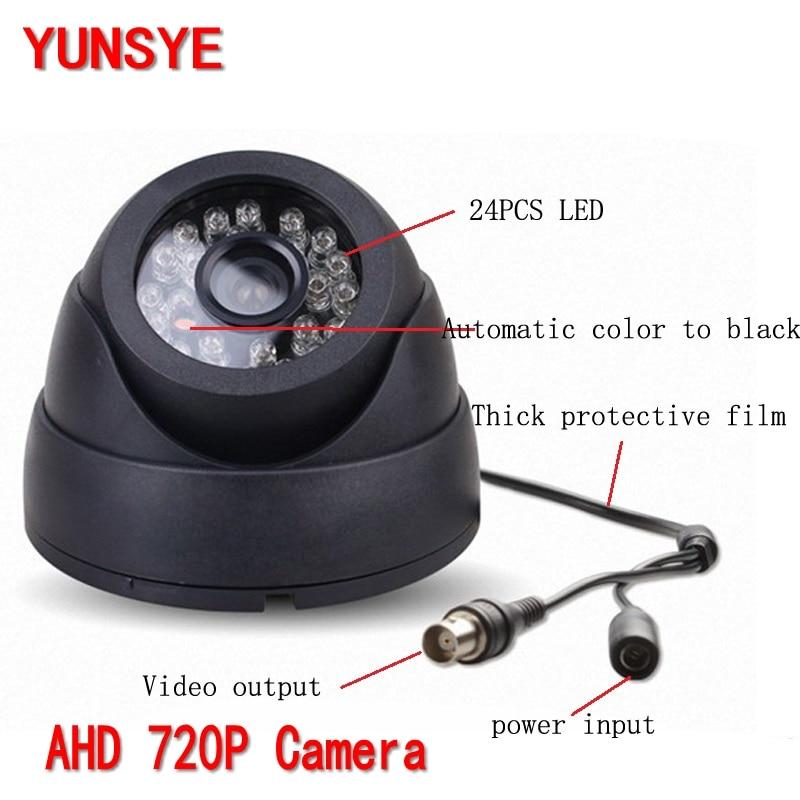2016 NWE 1.0MP AHD 720P CCTV Camera hd 720 cctv dome Surveillance camera IR cut Night Vision kamera home security cam 4 in 1 ir high speed dome camera ahd tvi cvi cvbs 1080p output ir night vision 150m ptz dome camera with wiper