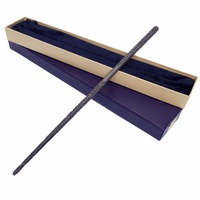 Newest High Quality Harry Potter Metal Core Sirius Black Magical Wand With Gift Blue Box Packing