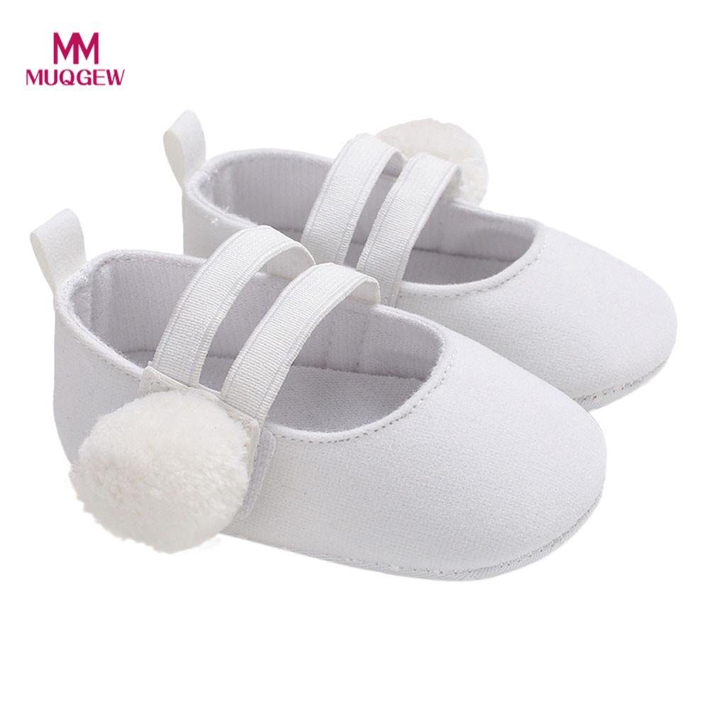 childrens shoes for girls Baby Infant Kids Soft Sole Crib Toddler Newborn Shoes lovely Cute Flock Upper Material dropshipping