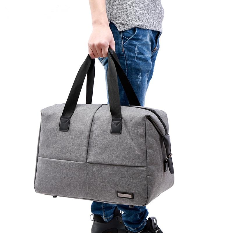Moda Vodootporno Muškarci Putne torbe Veliki Kapacitet Prijenosni - Torbe za prtljagu i putovanje - Foto 5