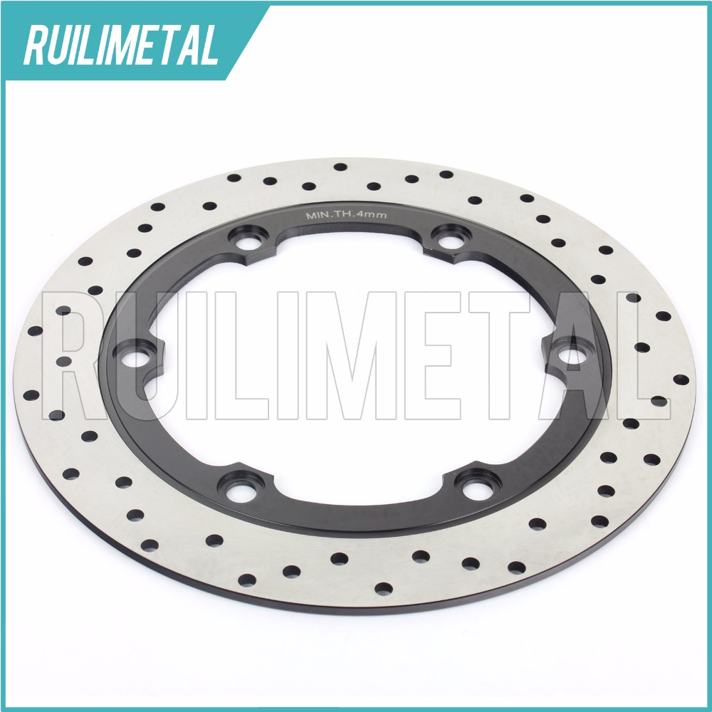Front Brake Disc Rotor for FJS 400 Silverwing ABS FJS 600 Silverwing ABS 2003 2004 2005 2006 2007 2008 2009 2010 2011 2012 motorcycle rear brake discs rotor for yamaha yzfr1 2003 2004 2005 2006 2007 2008 2009 2010 2011 2012 2013 yzfr6 2003 2012 black