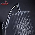 4/6/8 inch Stainless Steel Ultra-thin Shower Head Bathroom Shower Sprayers Top Rainfall Shower Head Water Saving Shower heads
