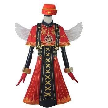 Комплект одежды с крыльями и ангелами для косплея