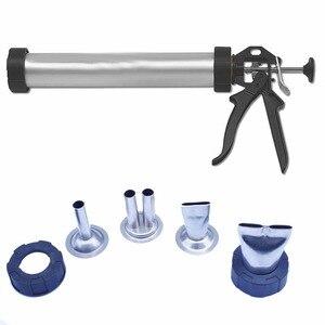 Image 1 - Einfach Verwenden 15 zoll lange barrel wird halten 1.5lbs Kapazität Jerky Blaster Jerky Gun Dörrfleisch Gun Aluminium Jerky Gun ruckartige Shooter