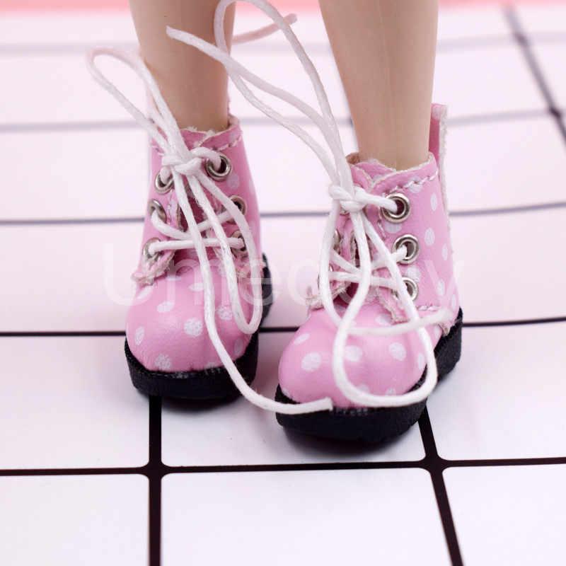 "8/"" Blythe Doll Lovely Martin Boots"
