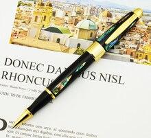 где купить Duke Real Seashell Rollerball Pen, Beautiful Bright Pearl In The Dark Green Sea Fine Point Collection Gift Pen & Wooden Gift Box по лучшей цене