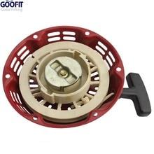GOOFIT Generator GX120 GX160 GX200 Assembly Pull Starter Recoil 5.5/6.5HP K071-016